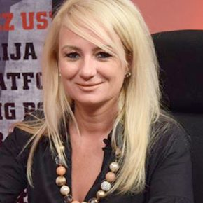 Dragana Trifkovic:The regime in Serbia is abusing the media to attack political opponents