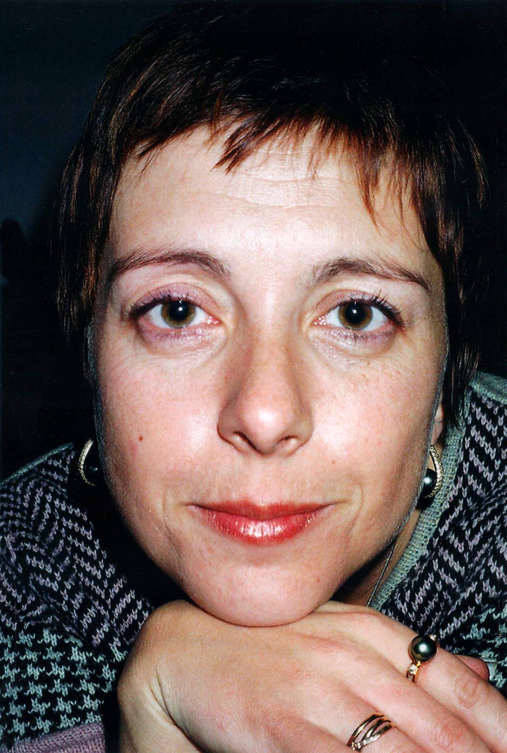 Юлия Русова (26.02.1964-14.11.2002)