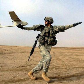 США похвастались новым беспилотным истребителем