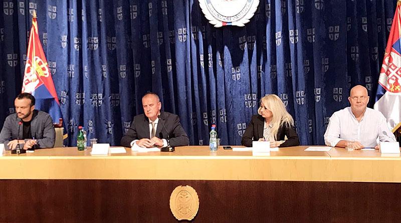директор Центра стратегический исследований (Белград) Драгана Трифкович. 06.10.2020 (1)