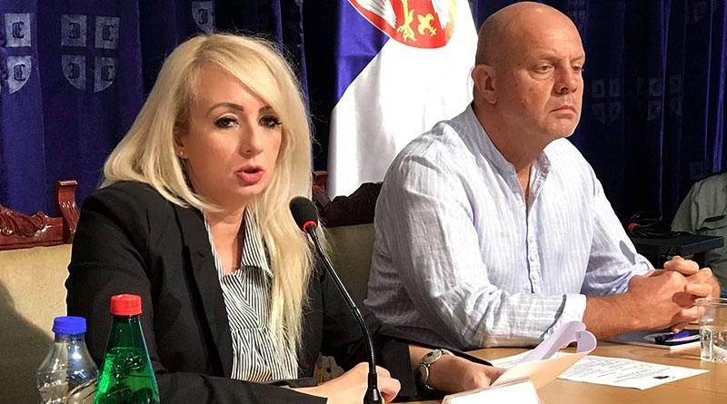 директор Центра стратегический исследований (Белград) Драгана Трифкович. 06.10.2020 (2)