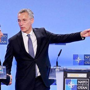Александр Маначинский. Украина: огни большого НАТО