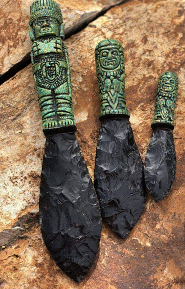 Валецкий О.В. «О человеческих жертвоприношениях в Мезоамерике» — 12