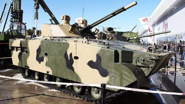 БМП-3 «Драгун» (www.iz.ru)