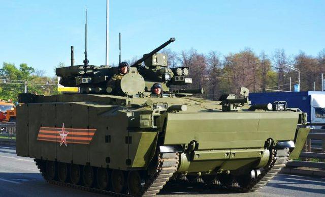 БМП «Курганец-25» Б-11 (oruzhie.info)