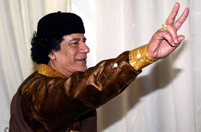 Муаммар Каддафи // Herwig Prammer / Reuters