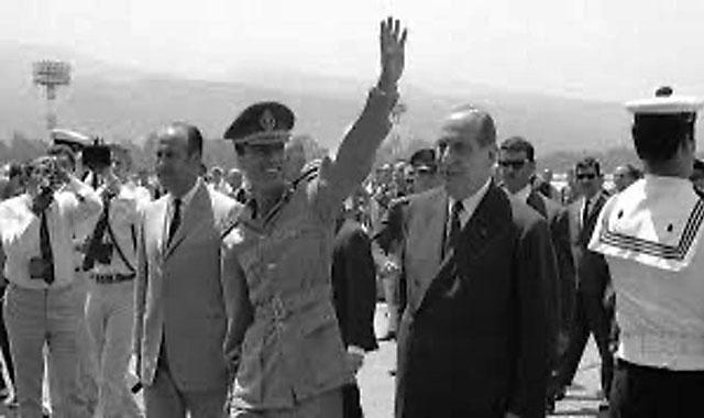 Полковник Каддафи после Ливийской революции 1969 года. // Источник: sputniknews.com