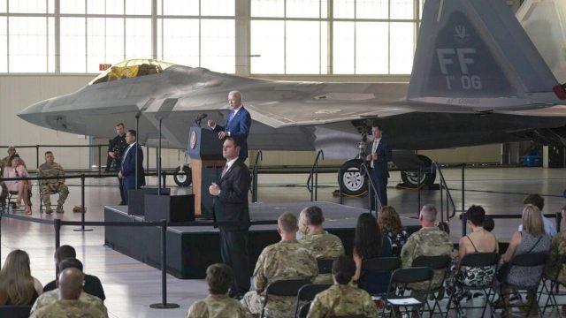 План Байдена призывает к рекордным военным расходам