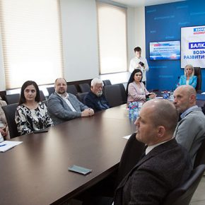 Центр геостратегических исследований организовал круглый стол «Балканы и Кавказ - возможности развития сотрудничества»